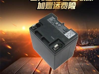 松下蓄电池LC-PM1224铅酸免维护蓄电池12V24AH