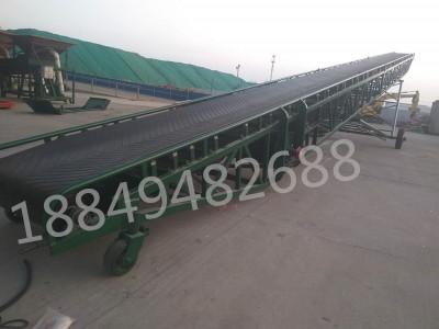 大型1.2米带式输送机 矿用带式输送机 煤矿上料运输机