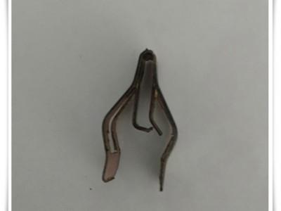 外贸供应本田雅阁保险杠穿芯固定钉 保险杠推进式塑料铆钉