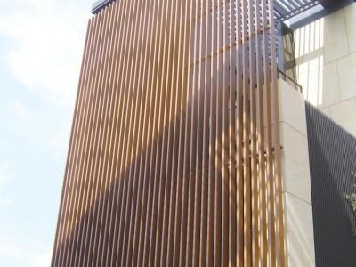 幕墙铝方通厂家 定制铝方通幕墙