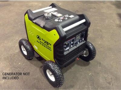萨登2.5KW超静音汽油数码发电机便携式房车家用220V