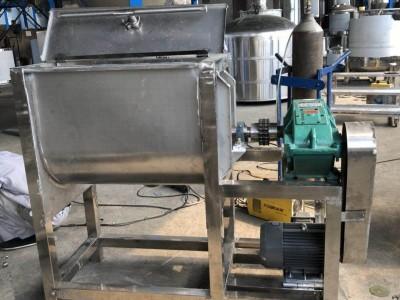 开封洗衣粉卧式搅拌机供应卧式螺带混合机厂家直销