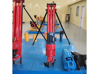 恒旺供应气动潜孔钻机 20米露天矿用潜孔钻机厂家