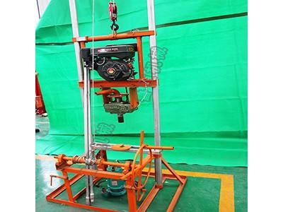 60米小型打井机 便携式家用打井机 水井钻机厂家