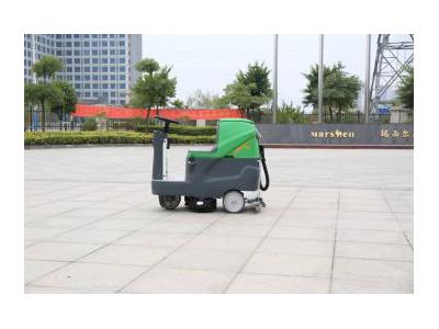 电动洗地机x6机场、商场、车站专用设备、效率高