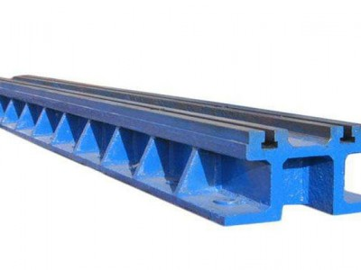 柳州铸铁地轨厂 槽铁,T型槽铁,装配T型槽铁的最新安装方案