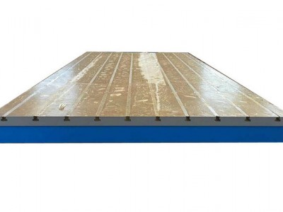 焊接平台铸造厂家【检验平台工作面触点面积的比率】