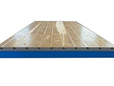三坐标铸铁平台以其高精度高柔性以及优异的数字化能力