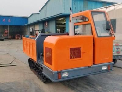 直销 山地林业翻斗运输车 雪地丘陵果园搬运车工程用履带式运输