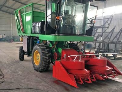 背负式玉米秸秆青储机 大型牧草青贮机