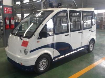 贵州凯里剑河电动封闭巡逻车、厂家直销