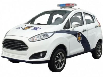 贵州兴义安龙电动警务电轿巡逻车