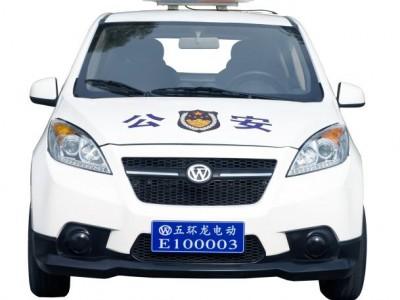 贵州5座电动巡逻车L805X1