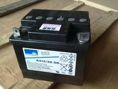 德国阳光蓄电池代理商,A412/32G6价格参数