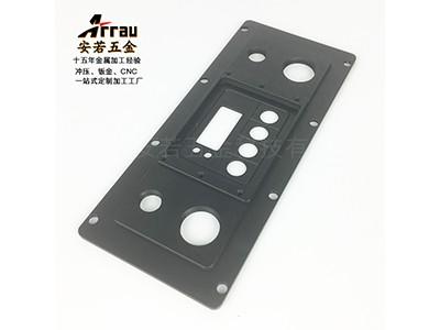 石碣安若五金 LED控制器面板冲压生产加工厂
