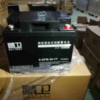 原装正品科华精卫系列12v38ah蓄电池,北京包邮价格参数