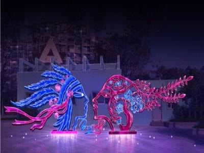 大型彩灯生产厂家面向全国出售