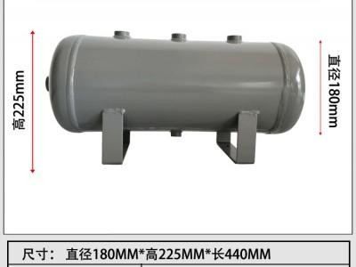 广州百世远图小型储气罐 高精密储罐厂家直供