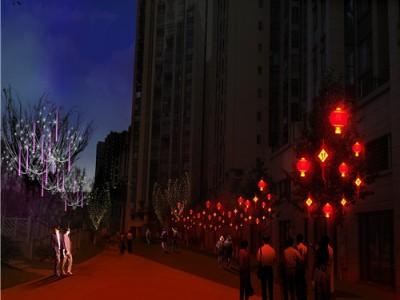 哪里有做中国彩灯的厂家 彩灯制作方案