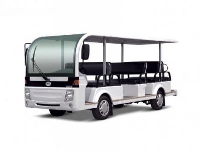 贵州贵阳汽油观光车
