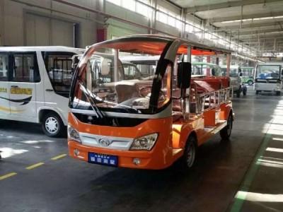 贵州景区燃油观光车、古镇游览车