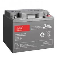 原装正品山特C12-38,12v38ah蓄电池,北京包邮价格
