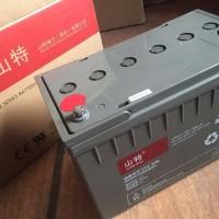 原装正品山特C12-100,12v100ah蓄电池,包邮价格