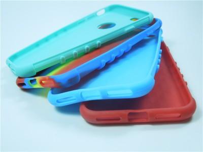 認識硅膠手機保護套,軟硬膠料如何配合!