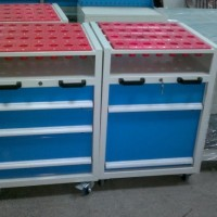 供应刀具储存柜 大容量双开门刀具柜 选用优质钢材