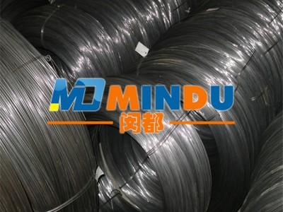 高级碳素锰钢线 65Mn锰钢线材质报告表