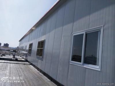 專業承接武清區彩鋼房彩鋼瓦鋼結構廠房