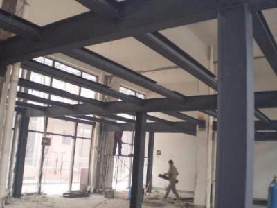 專業承接東麗區鋼結構樓梯制作鋼構平臺露臺搭建