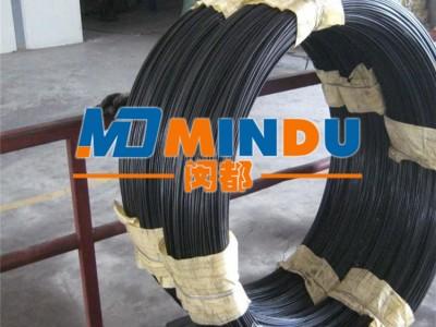 耐冲压折弯弹簧钢线材 高密度超细锰钢线60Si2Mn