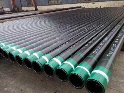 陕西榆林j55石油套管煤层气用