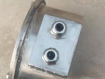 高压电机不锈钢电机接线盒厂家直销