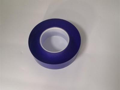 廠家供應 藍色透明PVC膜 浪淘沙PVC靜電保護膜 發貨快