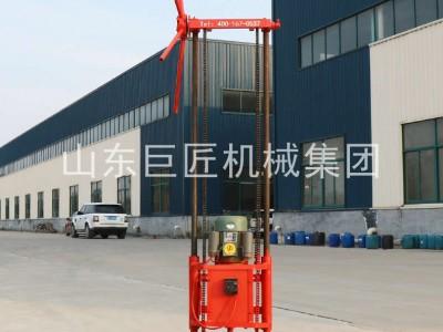 巨匠集團提供QZ-1A淺層巖芯鉆機小型取樣鉆機進尺快效率高