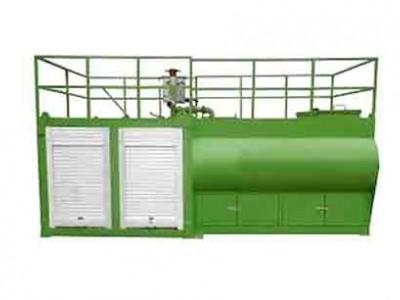 园林绿化客土喷播机  92KW客土喷播机