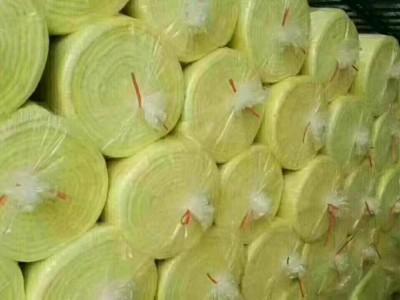 山東濰坊鋼結構保溫 玻璃棉卷氈 超細玻璃棉 全國發貨