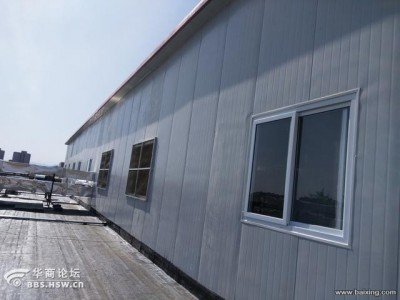专业承接彩钢板库房、彩钢板棚、彩钢顶