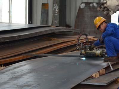 上海北铭现货供应耐侯钢板