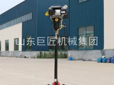 BXZ-2L地质勘探地表岩芯取样钻机立式背包浅孔钻机 配件
