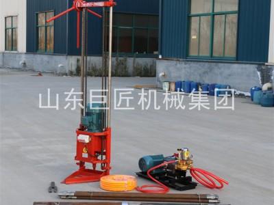 QZ-2D型三相电地质勘探岩芯取样轻便地表取样机 钻机