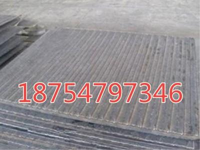 济宁国龙双层复合耐磨钢板 4+4双层复合钢板