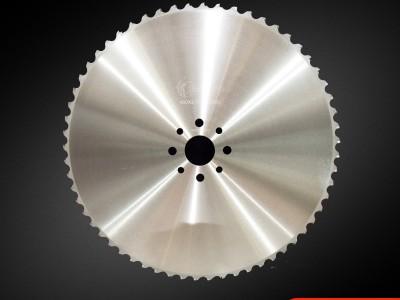 泰嘉冷鋸硬質合金圓鋸片切割碳素鋼合金鋼軸承鋼圓盤鋸