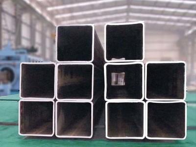 石家庄镀锌方管厂厂家直销各种型号方矩管