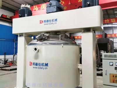 供应安微5000L强力分散机 建筑密封胶强力分散机 型号丰富