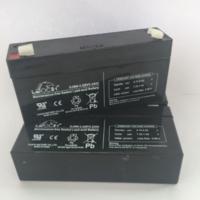 供应电子秤专用理士6v3.2ahDJW12-3.2蓄电池