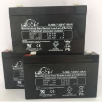 LEOCH理士蓄电池DJW6-7蓄电池 6V7AH蓄电池图片