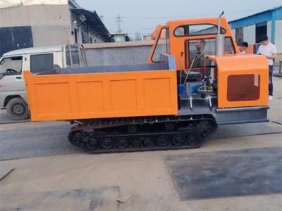 农用履带式搬运车 爬坡能力强负重大泥地沙地适用田间搬运工程车